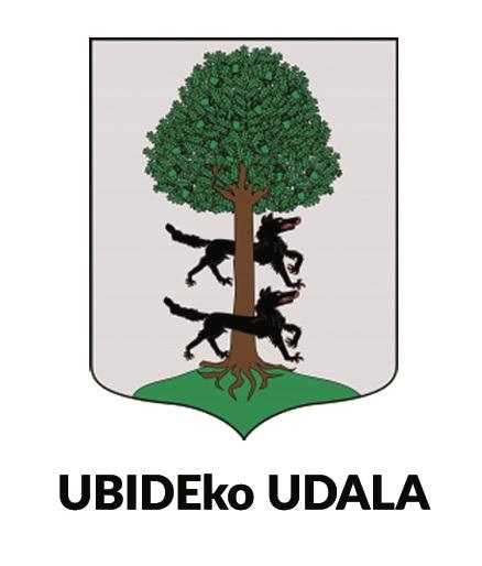 Ubideko Udalaren logoa