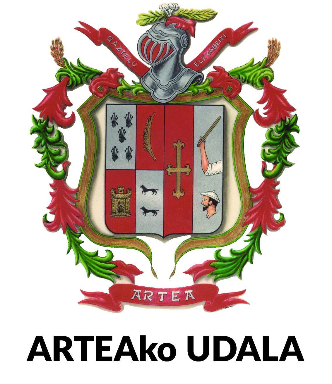 Arteako Udalaren logoa